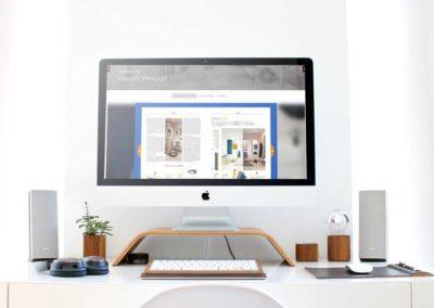 Interaktywny flipbook dla marki Cersanit
