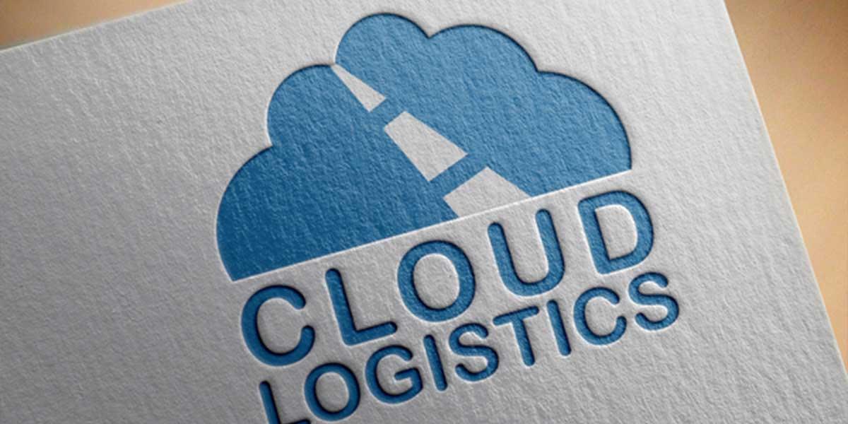 Logo firmy logistycznej