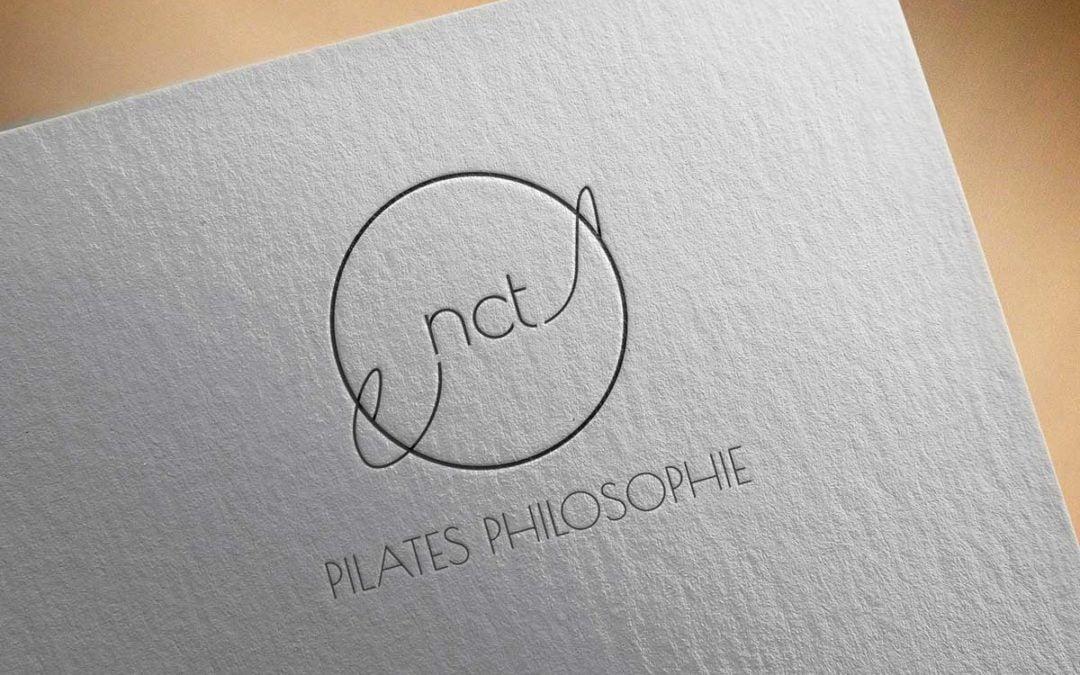 Logo dla studia pilates