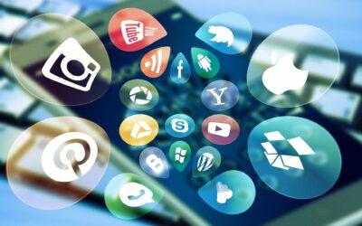 Najważniejsze kanały social mediowe